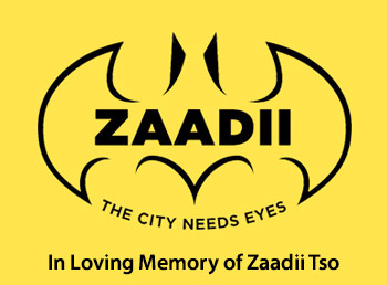 In Loving Memory of Zaadii Tso